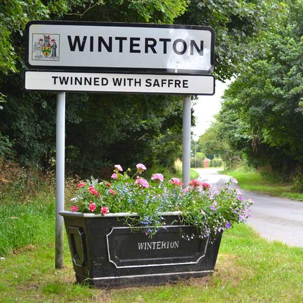 Winterton Open Gardens 2020